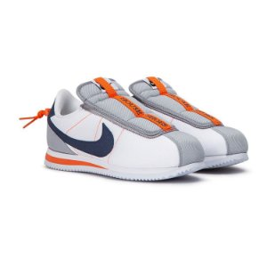 Tênis Nike Cortez Basic Slip Kendrick Lamar - White