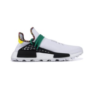 Tênis Adidas x Pharrell Williams PW Solar HU NMD - White