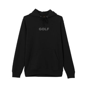 Moletom Golf Wang Logo Reflective 3M - Black