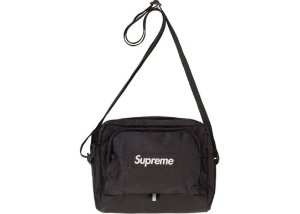 Supreme Shoulder Bag (FW19) - Black