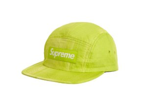 Boné 5-Panel Supreme Tie Dye - Lime