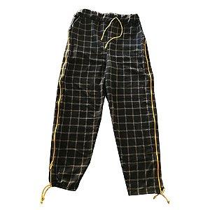 The Protest Golden Pants - Black