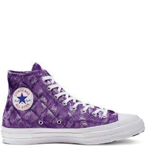 Tênis Converse x GOLF le FLEUR One Star Velvet - Purple