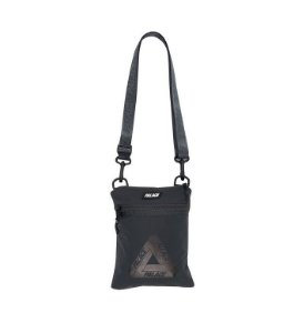 Palace Flat Sack Reflective - Black