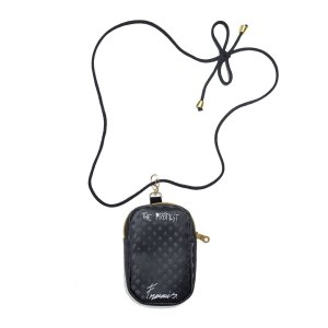 The Protest x Francis Pouch Bag - Black
