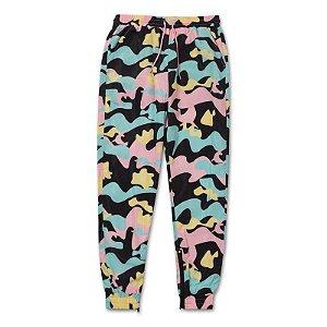 Calça Pink Dolphin Multi - Camo