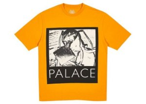 Camiseta Palace Chip - Orange