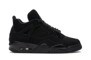 Tênis Nike Air Jordan 4 Retro - Black Cat