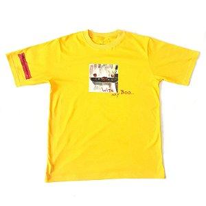 Camiseta The Protest SkateLove - Yellow