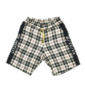 Bermuda The Protest Flannel XX19 - White