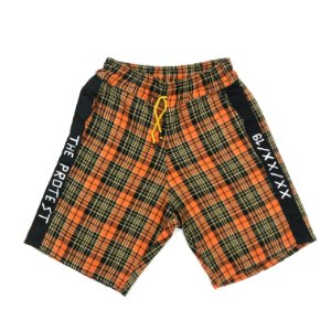 Bermuda The Protest Flannel XX19 - Orange