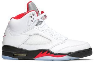 Tênis Nike Air Jordan 5 Retro - Fire Red