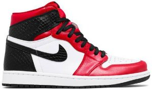 Tênis Nike Air Jordan 1 Retro High OG - Satin Red