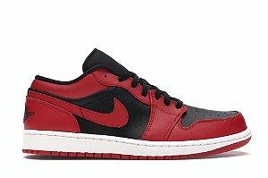 Tênis Nike Air Jordan 1 Low - Reverse Bred