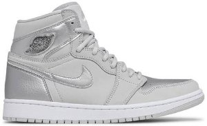 Tênis Nike Air Jordan 1 Retro High CO - Japan Neutral Grey (2020)