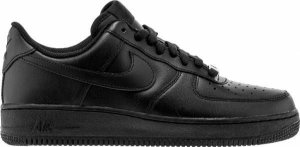 Tênis Nike Air Force 1 Low - Black 2019