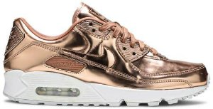 Tênis Nike Air Max 90 - Metallic Rose Gold