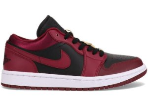 Tênis Nike Jordan 1 Low - Dark Beetroot (W)