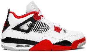 Tênis Air Jordan 4 Retro OG - Fire Red 2020