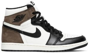 Tênis Nike Air Jordan 1 Retro High OG - Dark Mocha