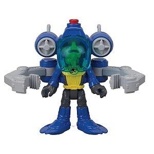 Boneco Imaginext Jurassic World Pack Sub Dino - Mattel