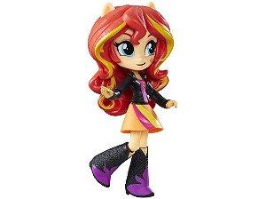 Boneca Mini Equestria Girls Sunset Shimm - Hasbro
