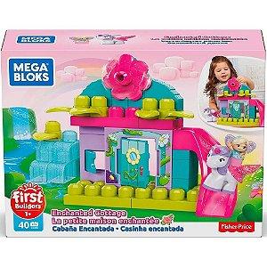 Blocos De Montar Mega Bloks Casinha Encantada - Fischer-Price