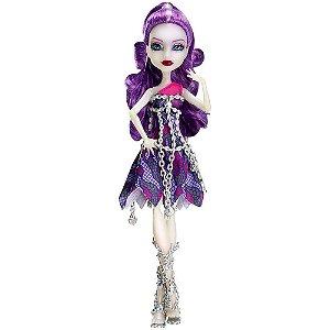 Boneca Monster High Spectrs Vondergeist Assombrada - Mattel