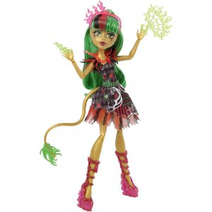 Monster High  Jinafire Long Du Chic - Mattel