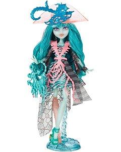Boneca Monster High Assombrada Vandala Shipwreck - Mattel