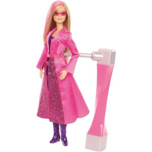 Boneca Barbie e As Agentes Secretas - Mattel