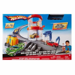 Pista Hot Wheels Super Lava Rápido T3543 - Mattel
