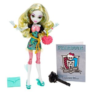 Boneca Monster High Foto do Terror Lagoona Blue - Mattel