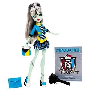 Boneca Monster High Foto do Terror  Frankie Stein - Mattel