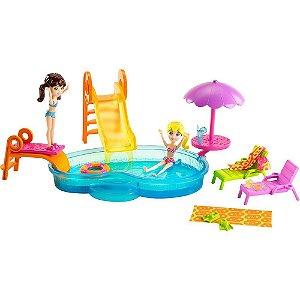 Polly Pocket Melhor Piscina de Todas - Mattel