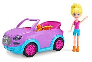Polly Melhor Carro de Todos - Mattel