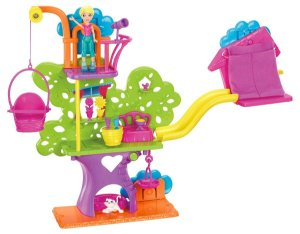 Polly Pocket Casa Na Arvore Wall Party - Mattel