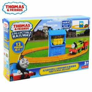 Thomas & Friends Percy Entregador de Cartas - Mattel