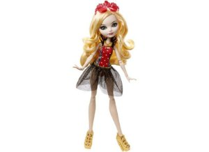 Boneca Ever After High Apple White Praia Encantada - Mattel