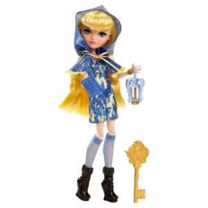 Boneca Ever After High Blondie Lockes Bonecas na Floresta - Mattel