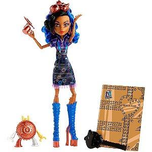 Boneca Monster High Robecca Aula de Arte - Mattel