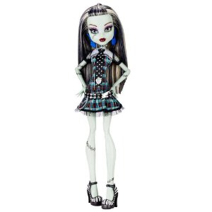 Boneca Monster High Clássica Frankie Stein - Mattel