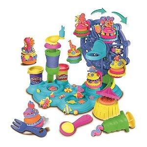 Play-Doh Roda Gig Cupcake - Hasbro