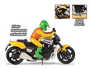Moto D-maxx Com Piloto - DivPlast