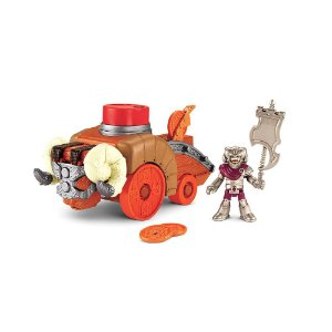Imaginext Veículos do Castelo Veículo de Ataque - Mattel