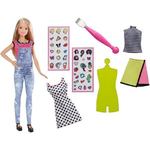 Boneca Barbie Conjunto Estilo Emoticon - Mattel