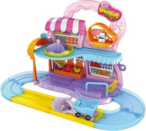 Playset Hamster In a House Mercado Hamster - Candide