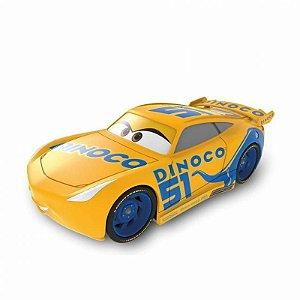 Carrinho Cruz Ramirez Fricção Carros 3 Disney - Toyng