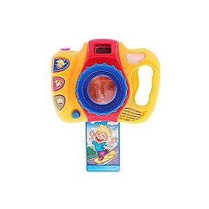 Máquina Fotográfica Infantil - Dican