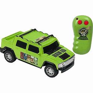 Carrinho de Controle Remoto B-Hummer Ben 10 - Candide